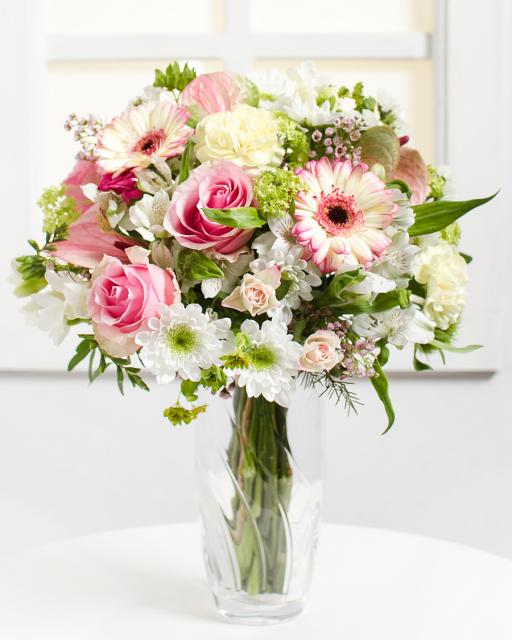 Creamy Bouquet