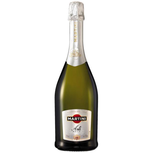 Martini Asti habzó bor