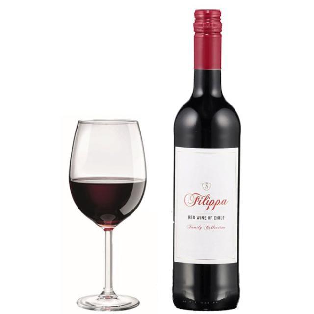 Minőségi vörös bor