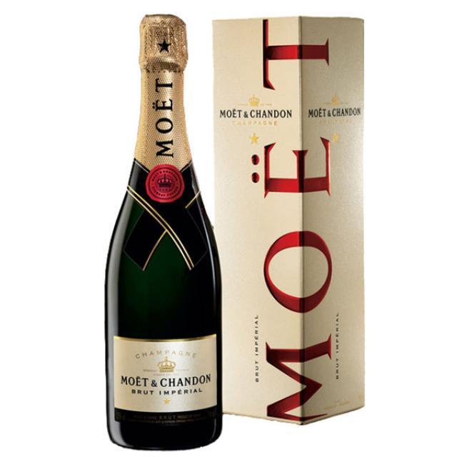 Moet & Chandon pezsgő