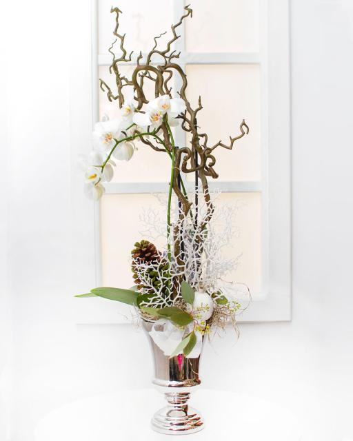 Havas orchideatál