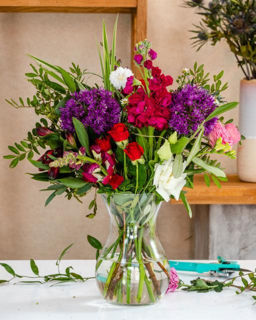Virágünnep - A virágkötő fantáziája