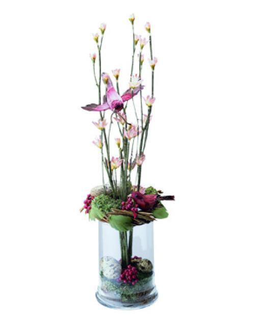 Ünnepi virágtál
